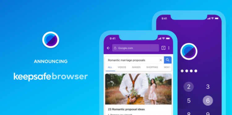 Announcing Keepsafe Browser - A New Privacy App By Keepsafe