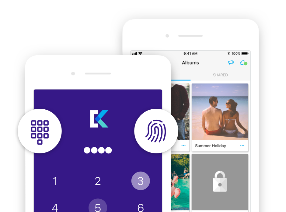 Keepsafe Photo Vault | Hide Private Pictures on iOS & Android